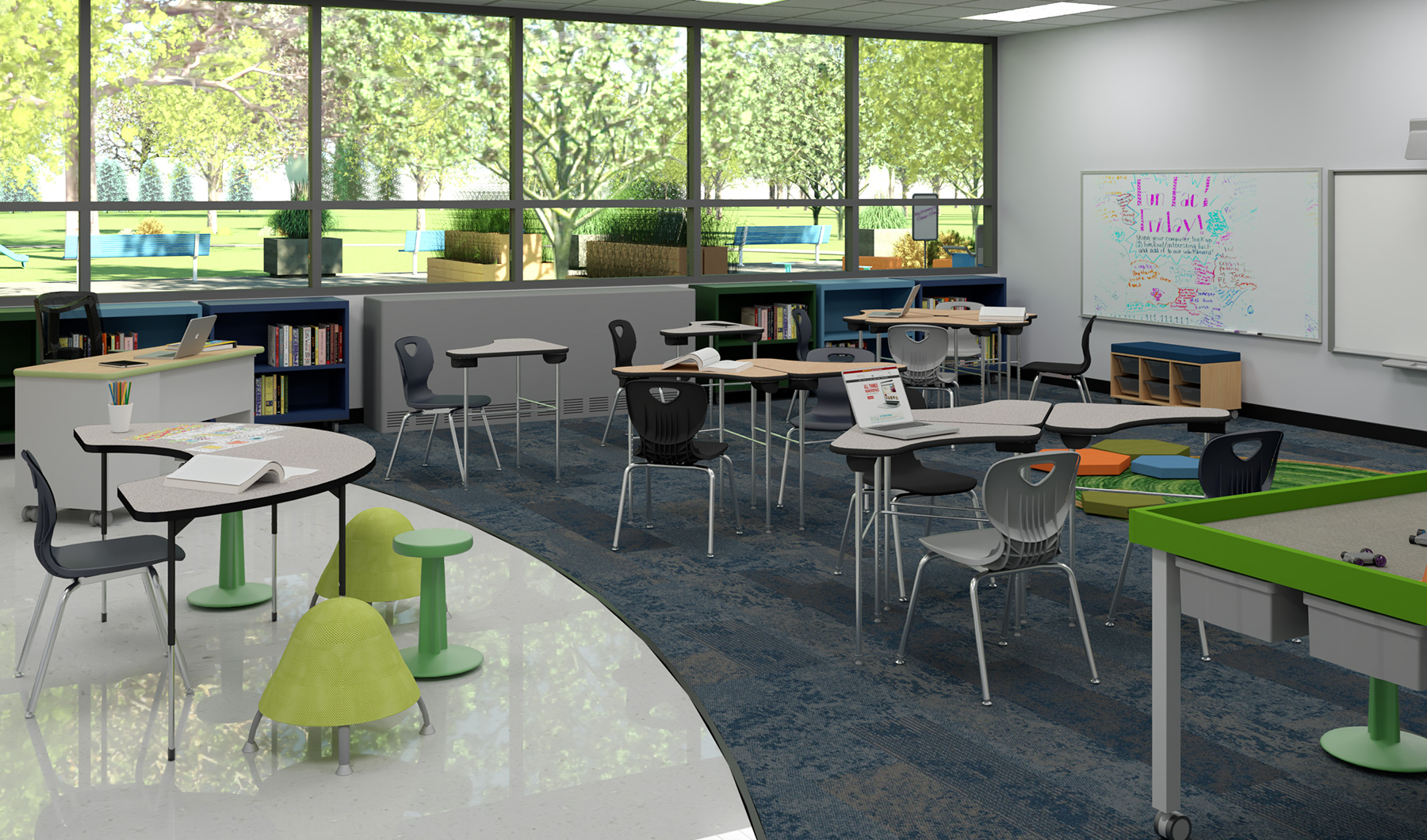 High-Impact, Budget Friendly Classroom