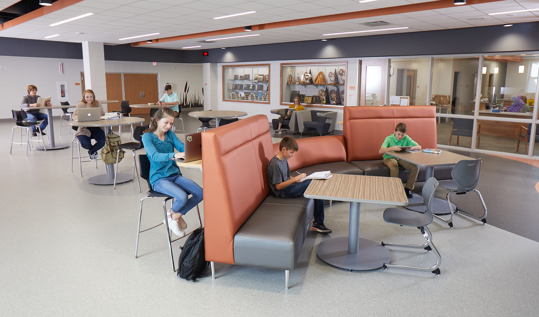 Horicon HS Commons