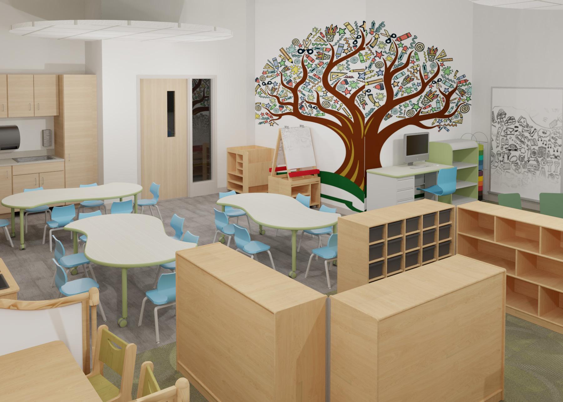 Bethel Classroom