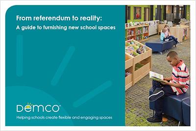 Furnishing New School Spaces