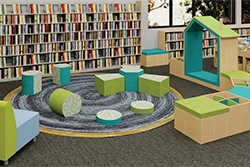 New ColorScape® Floor Seating