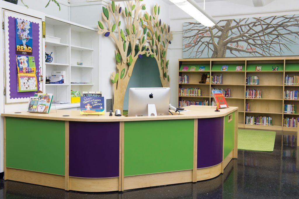 Brooklyn Arbor Elementary School, NY