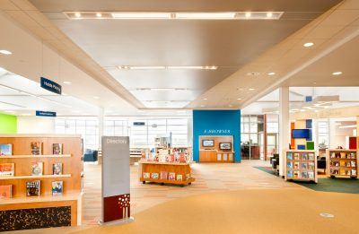 2014: A Retrospective on Libraries