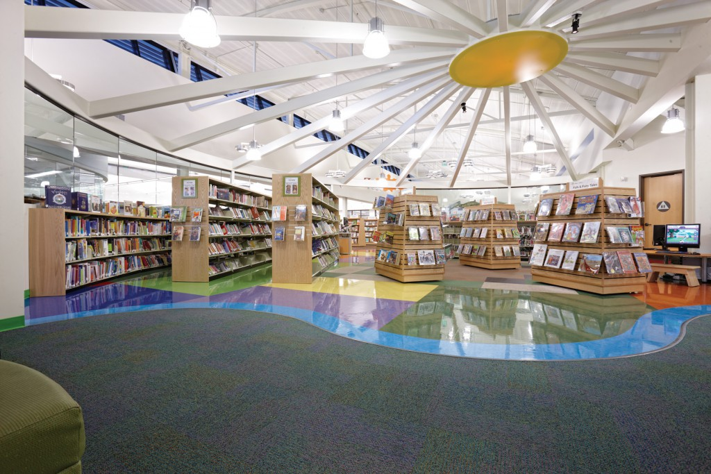 San Diego County Library Ramona Branch Ca Http Www