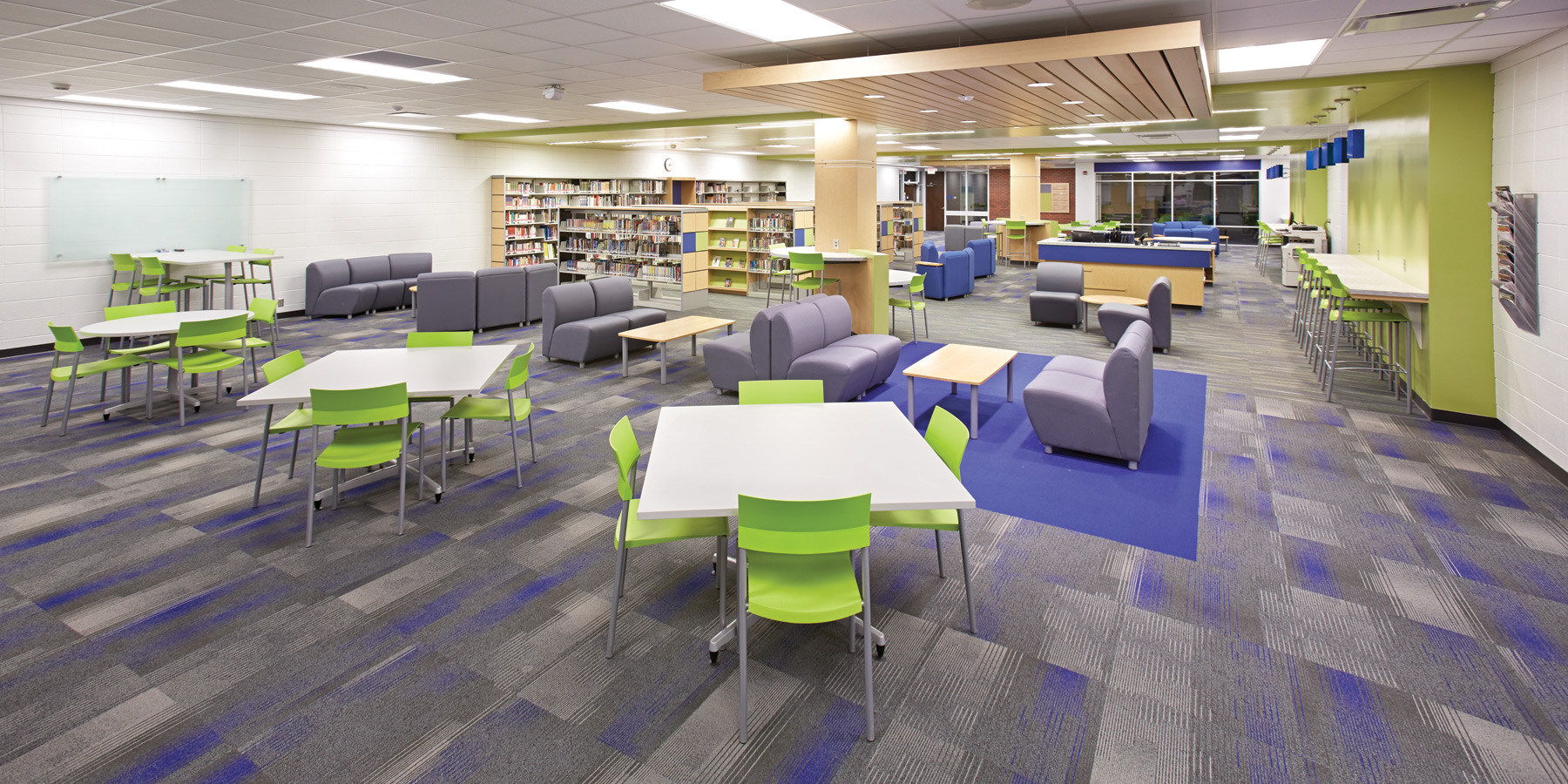 Sioux Center Middle And High School, IA   Http://www.demcointeriors.com/