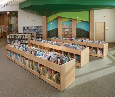 St. Michael Public Library, MN