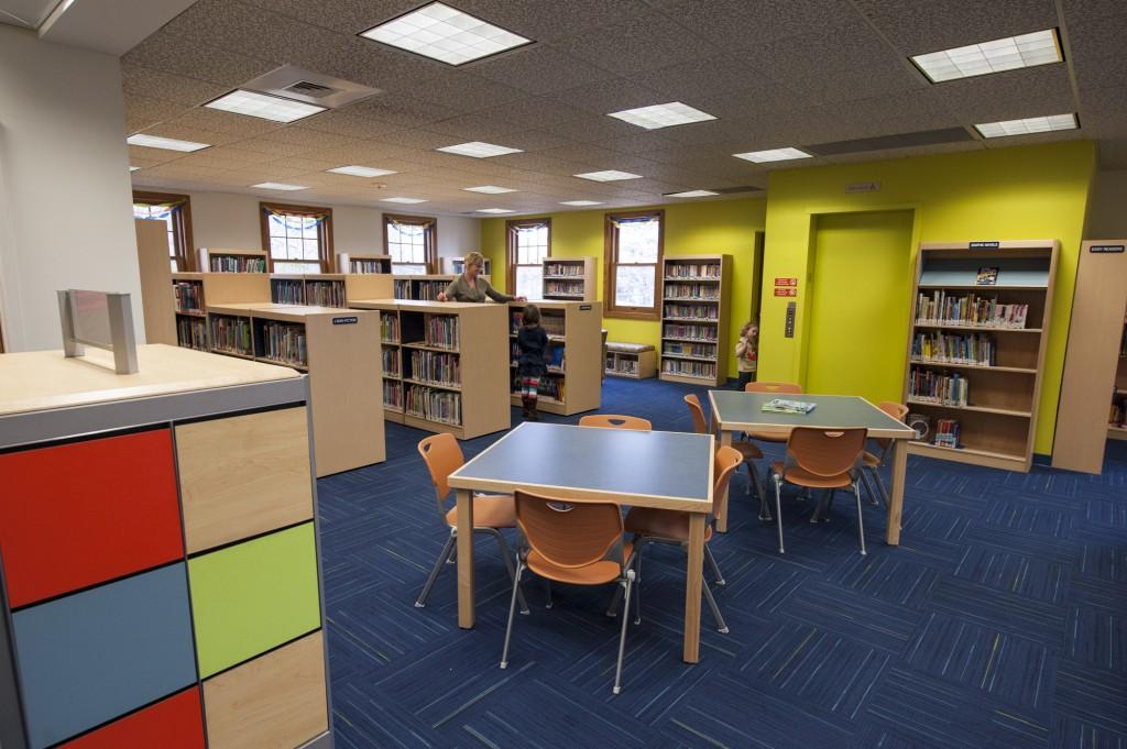 Joshua Hyde Public Library, MA