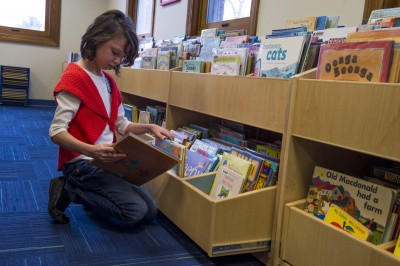 5 Tips for Planning Early Literacy Library Spaces
