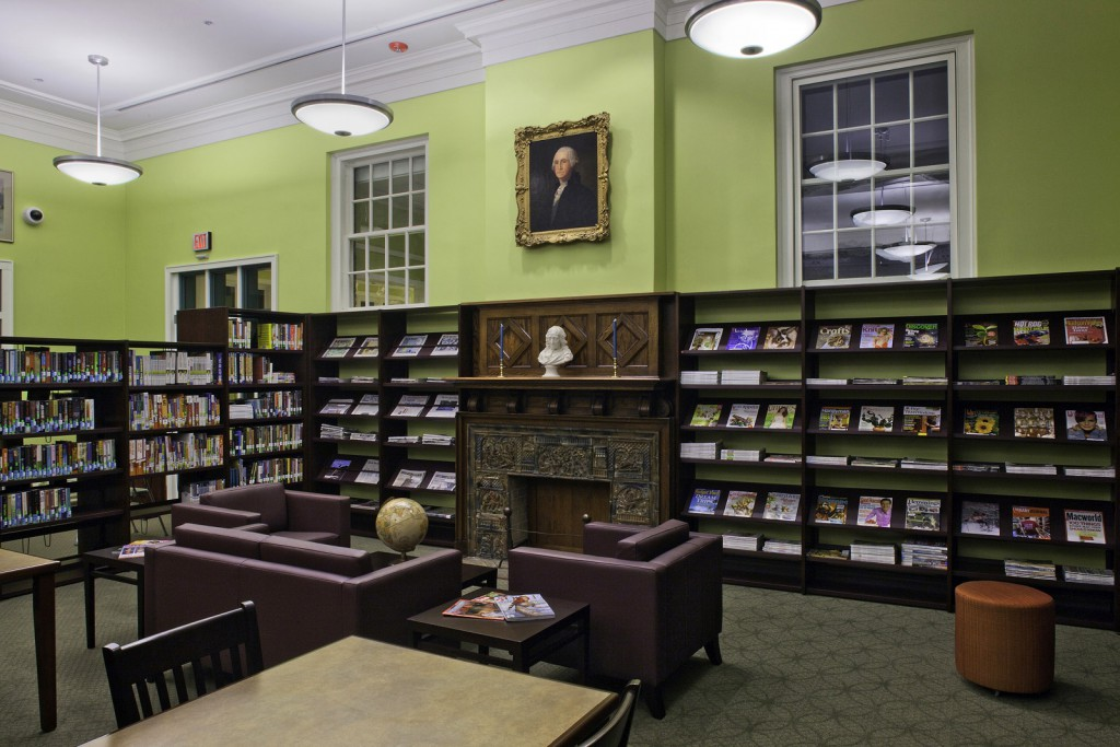 Saugerties Public Library, NY