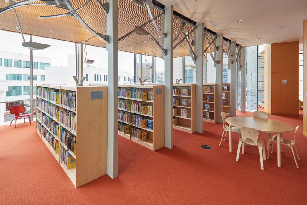 Slover Library, VA