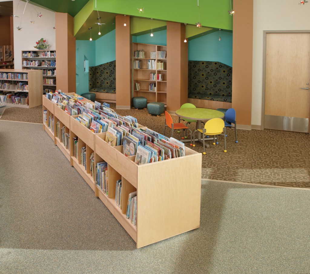 St Michael Public Library Mn