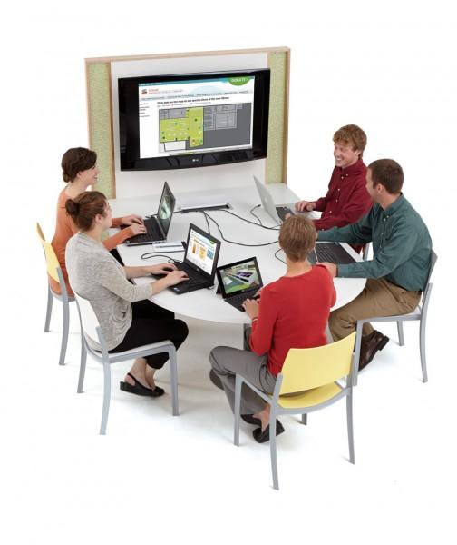 TechnoLink Media Table