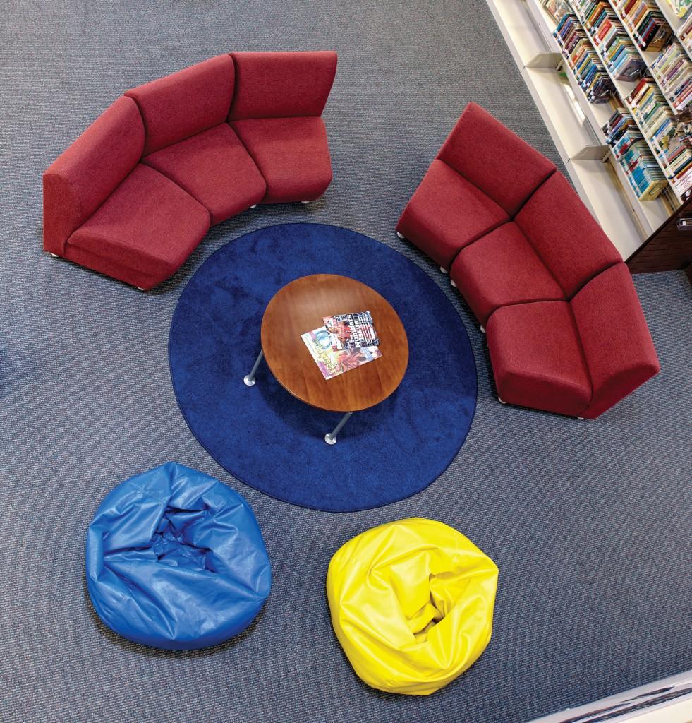 Waupun Public Library Teen Space