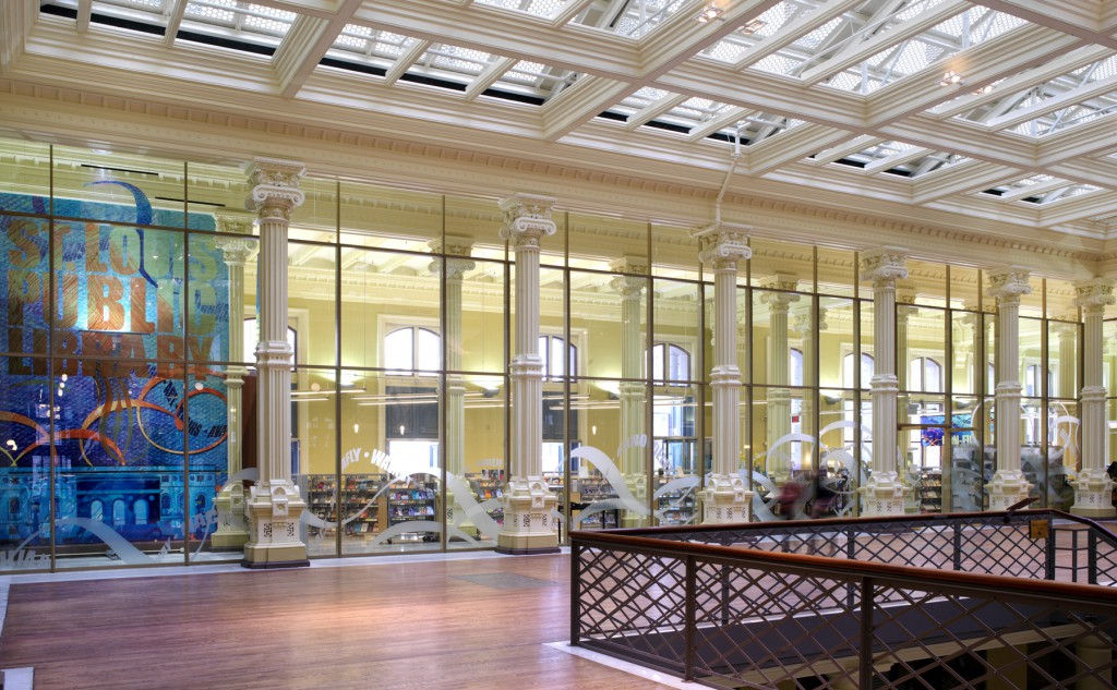 St. Louis Public Library, MO