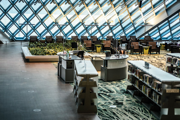 Seattle Public Library Wa Http Www Demcointeriors Com