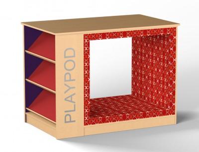 ColorScape Playpod Cube