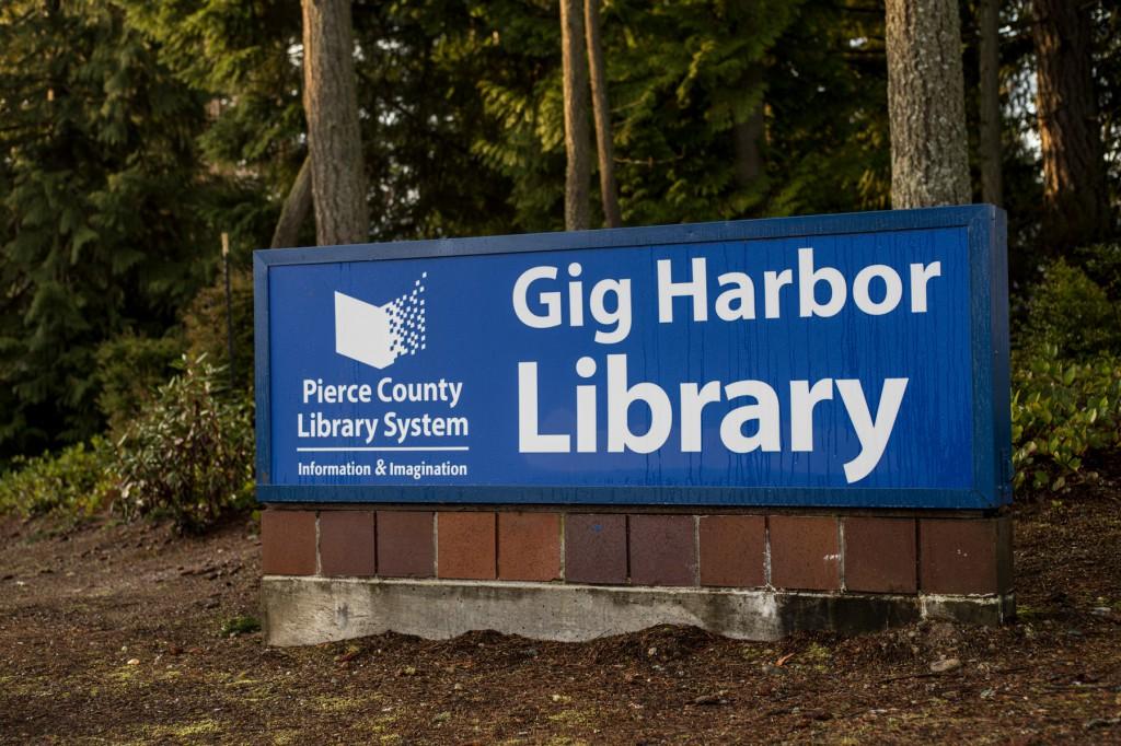 Pierce County, Gig Harbor Branch, WA