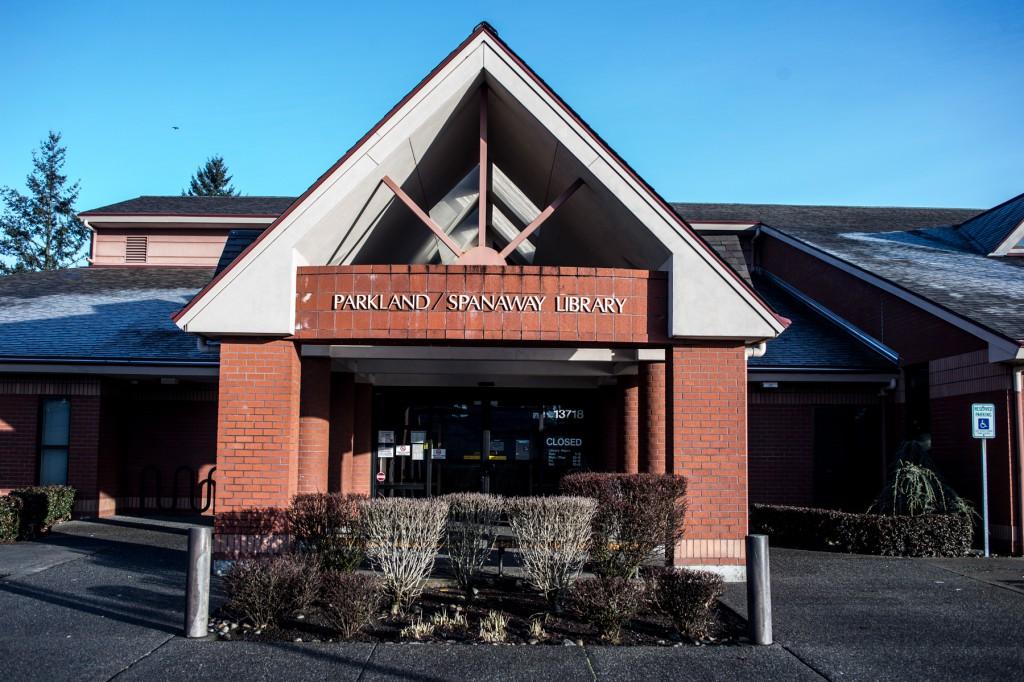 Pierce County Parkland Spanaway Branch Wa Http Www