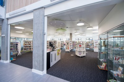 International Library Spotlight: The Forum Towcester, Northhamptonshire, UK