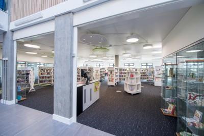 International Library Spotlight: The Forum Towcester, Northhamptonshire, UK