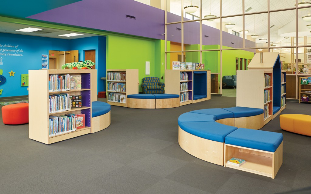 Architecture Design For Virtual Classroom ~ Kenosha public library portfolio