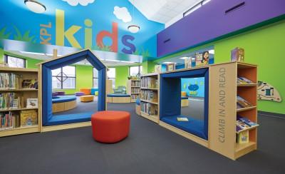 Kenosha Public Library, Northside Branch, WI