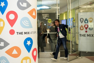 Take a Virtual Tour of The Mix
