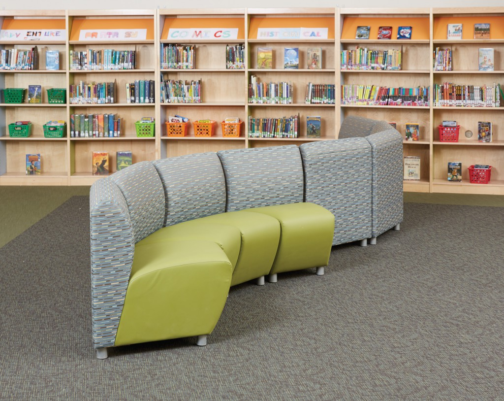 Mobile Furniture Amp Flexibility Add Up For A School