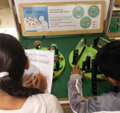STEAM Takes Center Stage at Queens Children's Library Discovery Center