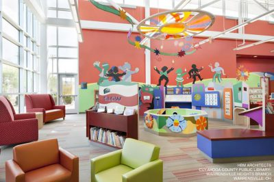 9 Ways to Create a Children's Area That Keeps Kids Coming Back