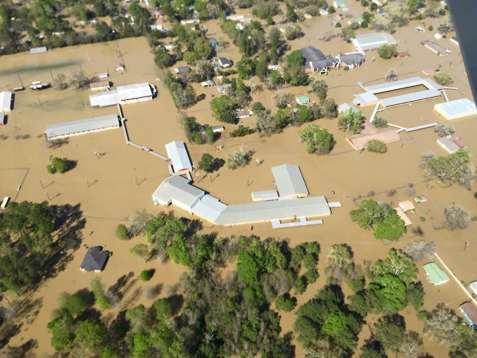 How One Texas School Rebuilt After Catastrophic Flooding