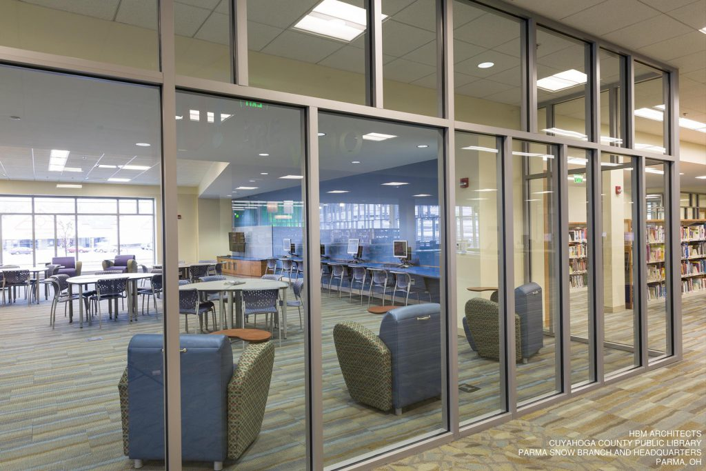 Top 5 Library Design Trends