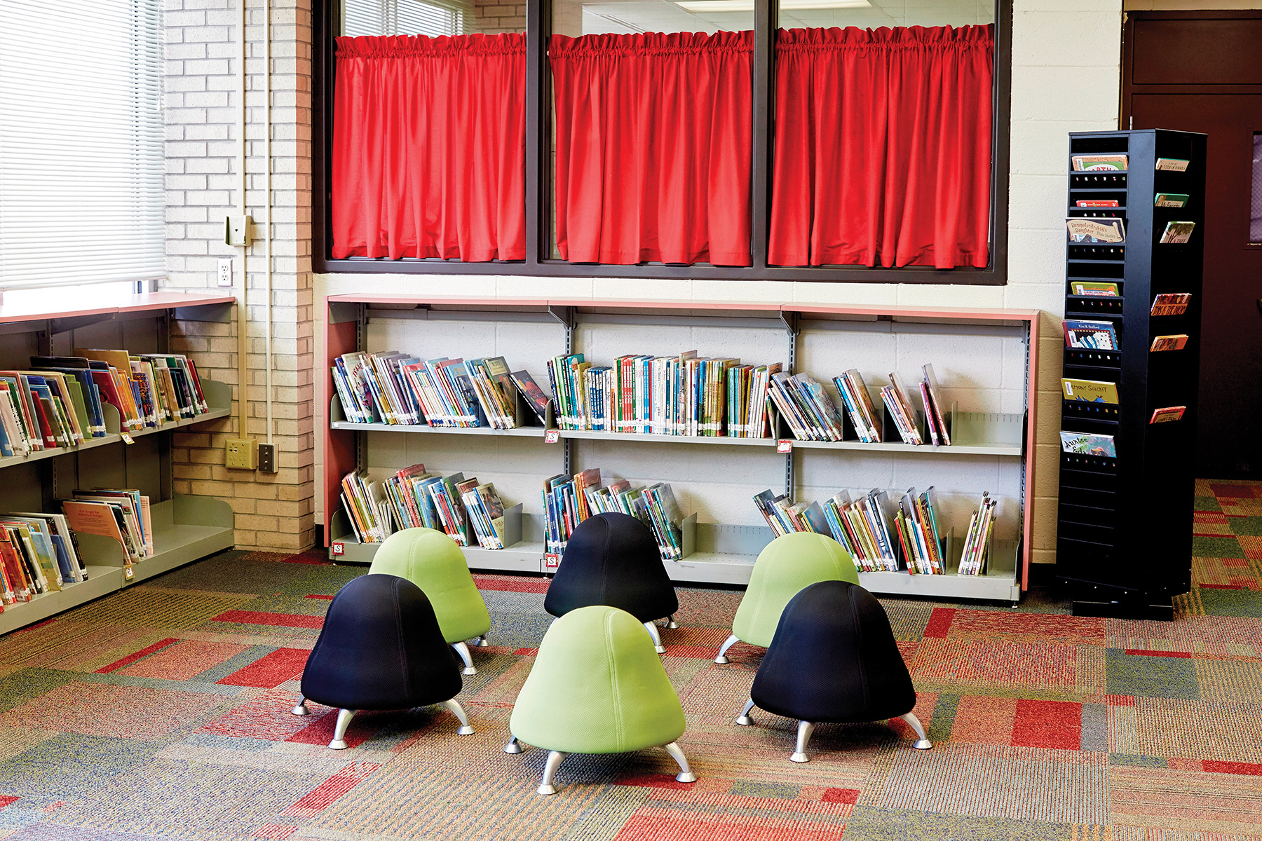 Fidgeting And Flexible Seating What S All The Fuss
