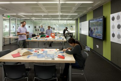 Key Features of Collaborative Library Spaces
