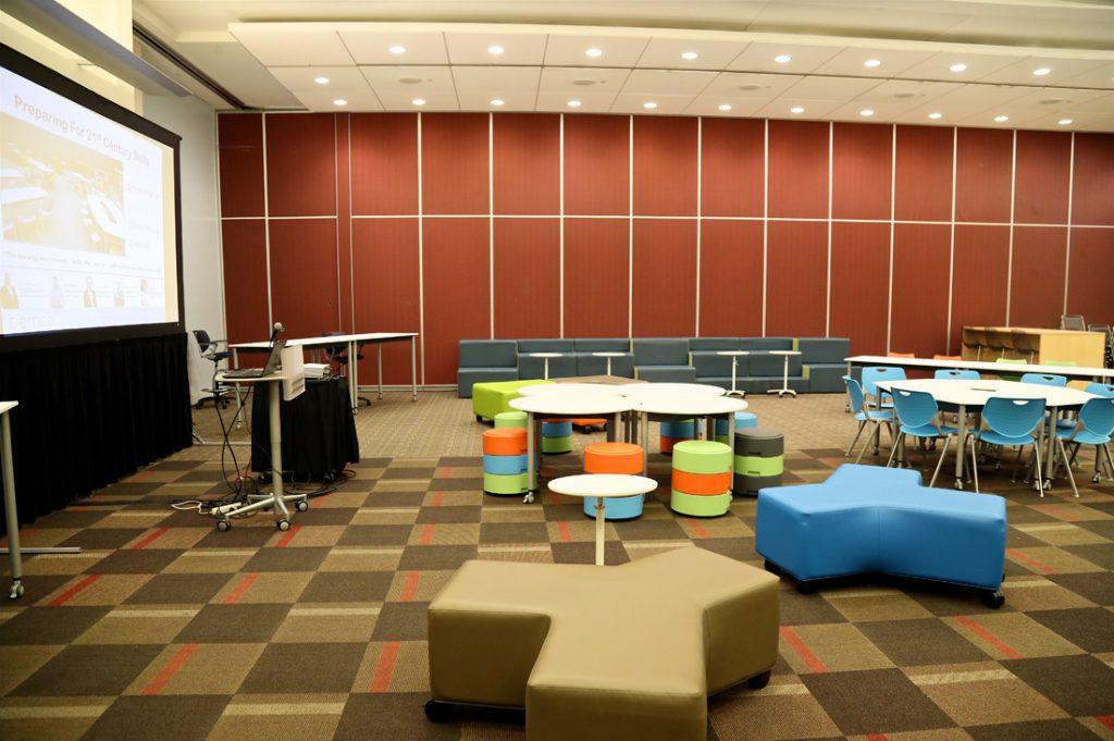 Demco Learning Commons, Award-winning EDspaces Design