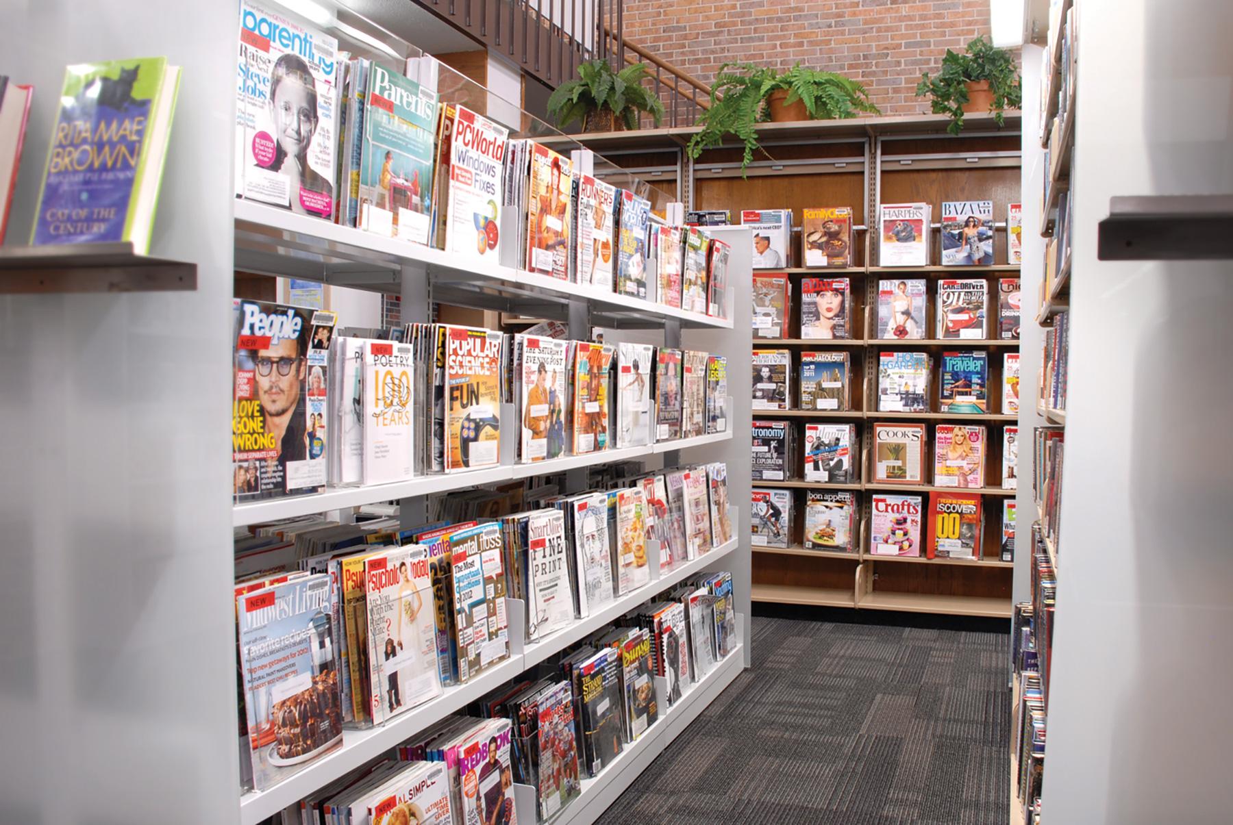 magbox™ Standard Periodical Storage