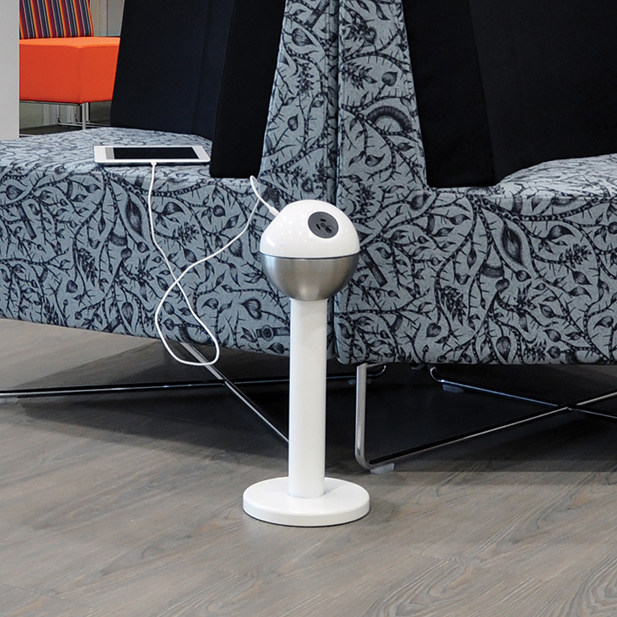 Muzo Powerball Charging Units are a great fit for your learning space