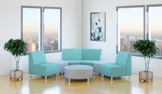 Palette Lounge Seating
