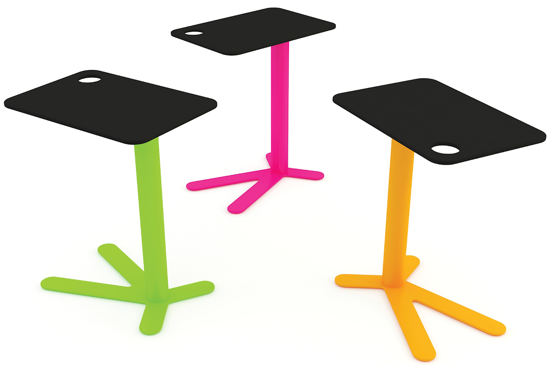 Muzo Space Chicken Side Tables