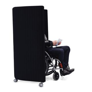 Muzo Waltzer® Mobile Acoustic Screen